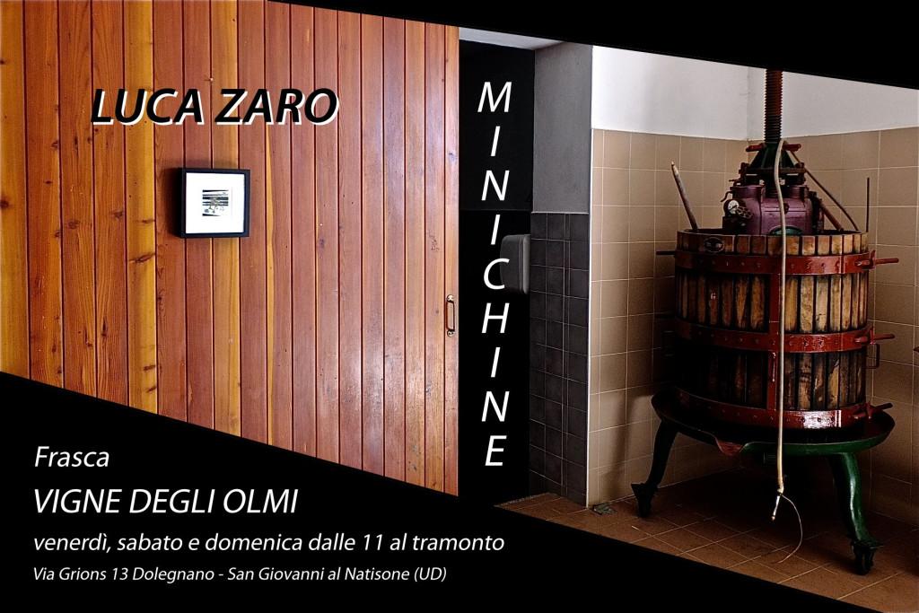 minichine di Luca Zaro